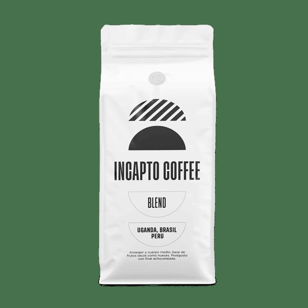 Incapto Coffee Blend Uganda, Brasil y Perú