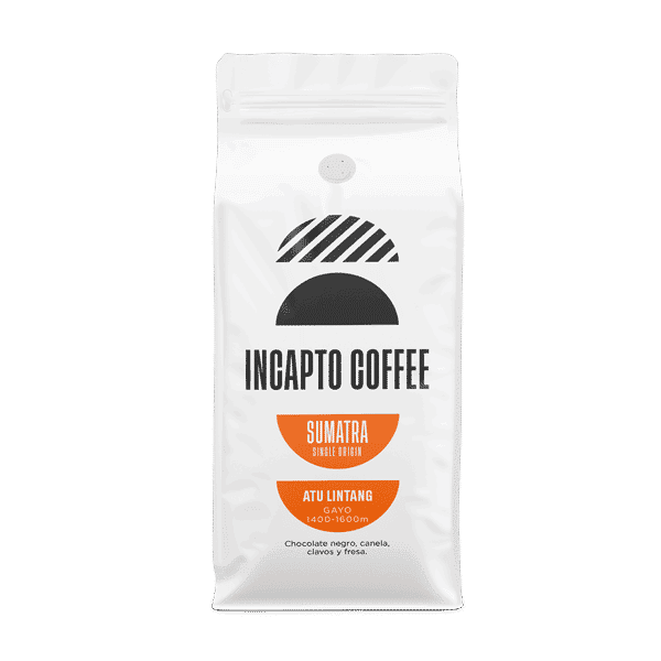 Incapto Coffee Sumatra Atu Lintang