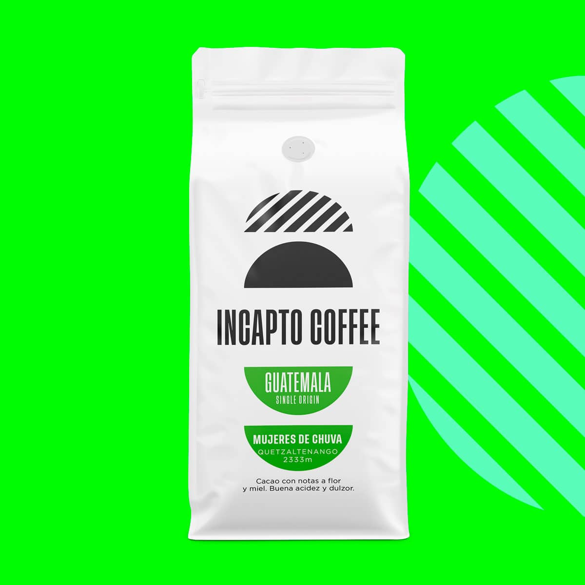 Incapto Coffee Guatemala Quetzaltenango Mújeres de Chuva