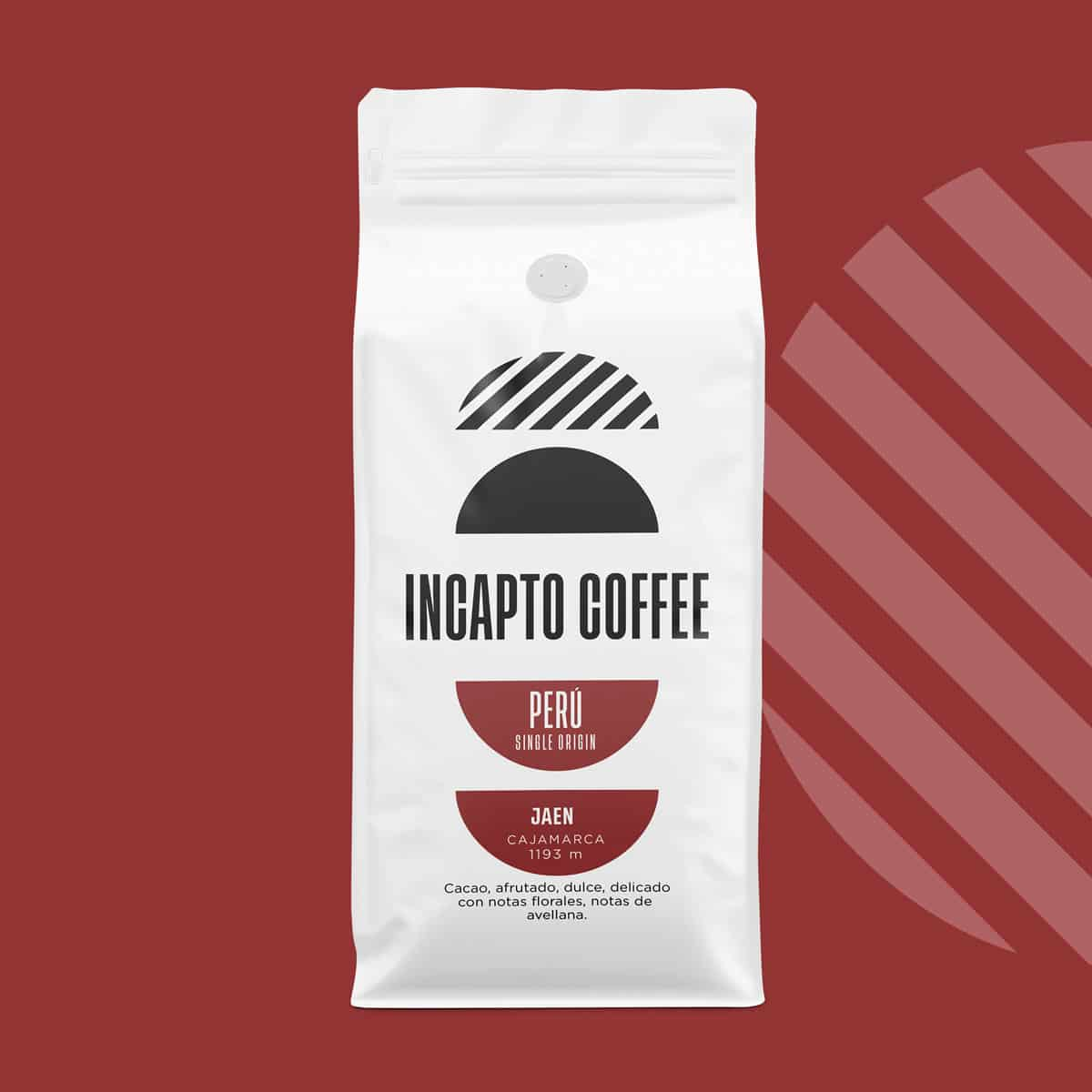 Incapto Coffee Perú Jaén Cajamarca