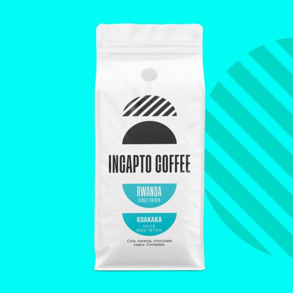 Incapto Coffee Ruanda Huye Koakaka