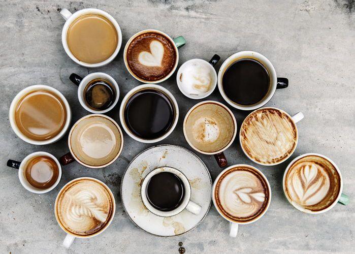 Preparaciones de cafés