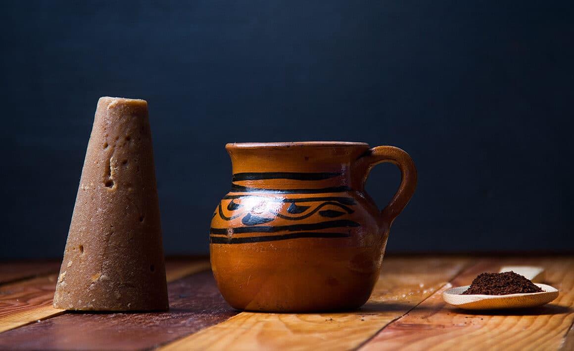 Café de olla mexicano