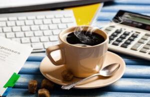 Revolución del café- Oficina